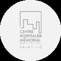 logo de l'hôpital de Saint-Lô